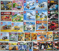 LEGO Promo Sets -You Choose! Star Wars, City, Nexo Knights, Creator, Ninjago