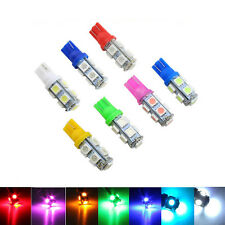 T10 501 W5W CAR SIDE LIGHT BULBS CANBUS SMD LED XENON HID WHITE WEDGE LAMP