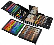 Pro 177 Color Eyeshadow Palette Blush Lip Gloss Makeup Beauty Cosmetic Set Kit T