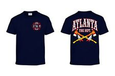 Atlanta Fire Department T Shirt