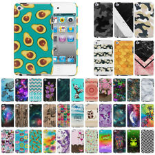 For Apple iPod Touch 4 4th Gen Stylish Hard Back Case Cover Protector Accessory
