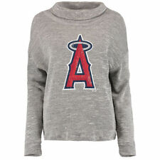 Majestic Threads Los Angeles Angels of Anaheim Sweater