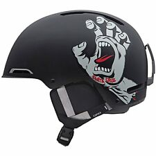 Giro Battle Snow Helmet, Matte Black Screaming Hand, Sm, Med, Lg - New in Box!