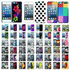 Hard Case Protective Snap-On Cover Skin For Apple ipod touch 5 6 6th 5th 5G Gen