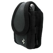 For VERIZON PHONES GRAY NITE IZE BELT HOLSTER RUGGED CARGO CLIP CASE COVER POUCH