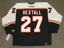 RON HEXTALL Philadelphia Flyers 1998 CCM Throwback NHL Hockey Jersey
