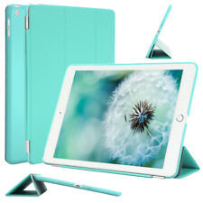Leather Smart Magnetic Slim Case Cover for Apple iPad 2 3 4 Mini 1/2/3 & Air Lot