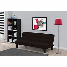 Futon Sofa Bed Modern Couch Convertible Sleeper Lounge Dorm Daybed New