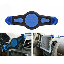 Car Headrest Air Vent Mount Tablet PC Cradle Holder Stand For iPad