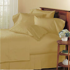 NEW BRAND TAUPE   900TC EGYPTIAN COTTON COMPLETE BEDDING COLLECTION SHEET SET