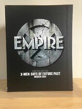Empire Magazine March 2014 X-Men Days Future Past  Collector's Box Ultra Rare