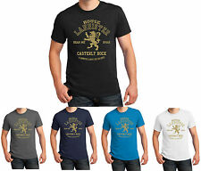 Game of Thrones T Shirt House Lanister Lion Tee Top Birthday Gift Unisex S - 5XL