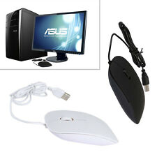USB Wired Optical Scroll Wheel Mice Mouse For PC Laptop Computer 1000 DPI