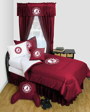 NCAA Alabama Crimson Tide Locker Room Comforter & Shams
