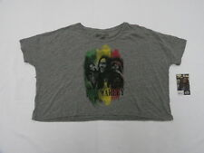Billabong Women Medium Shirt Bob Marley