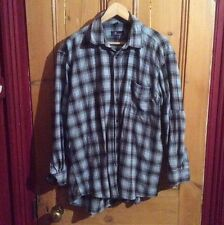 Urban Outfitters Vintage Renewal Blue Checked Shirt
