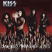 Smashes, Thrashes & Hits by Kiss (CD, Nov-1988, Mercury)