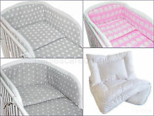 3/5/6pcs The Best Nursery Bedding /Bumper/Quilt/Cover/Pillowcase to fit Cot