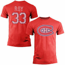 Patrick Roy Old Time Hockey Montreal Canadiens T-Shirt - NHL
