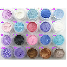 Fashion18 Colors Powder Pigment Shimmer Brighten Makeup Tool Brands Eyeshadow