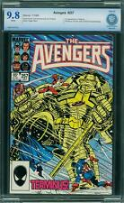 Avengers #257 CBCS 9.8 (Like CGC) 1st Nebula Guardians of the Galaxy GOTG 2