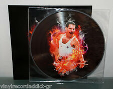 QUEEN - BOHEMIAN RHAPSODY LIVE PIC LP PICTURE DISC VINYL RECORD RARE NM MERCURY