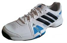 Adidas Mens Adipower Barricade 3 Tennis Trainers UK 11 F32351white/blue MI COACH