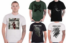 Linkin Park T Shirt hunting party Hybrid Theory band logo new Official Mens