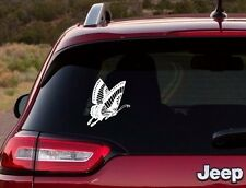 Highly Detailed Butterfly - Vinyl Auto Graphic Decal Sticker