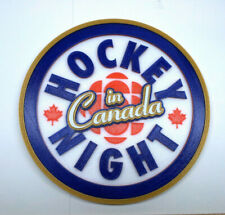 CBC Hockey Night In Canada 3D Logo - Emblem, Ornament or Magnet!!