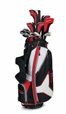 New 2017 Strata Callaway Tour Men's Complete Golf Set with Stand Bag 18-Piece
