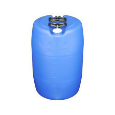 Large Blue Tight Head Plastic Storage Drum - Choice of Sizes Available
