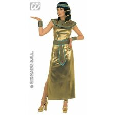 Ladies Womens Cleopatra Deluxe Costume Outfit for Egyptian Queen Fancy Dress