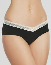 Elle Macpherson Midnight Breeze Maternity Short Brief Under Bump Black E13-994