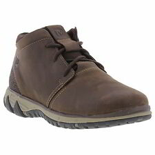 Merrell All Out Blazer Chukka Mens Brown Leather Ankle Boots Size UK 8-11
