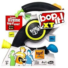 Bop It! XT Black - The Most Extreme Bop It Ever - Electronic Game