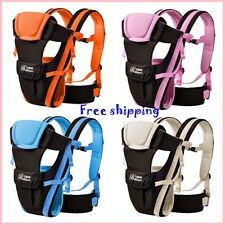 BABY backpack sling Breathable Front Facing baby bag 2-30 months Free Shipping