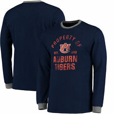Auburn Tigers Team Property Thermal T-Shirt - Navy - College