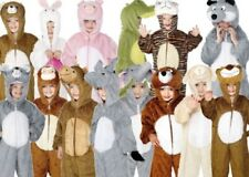 Animal Costume Kids Plush Cute Zoo Farm Characters Fancy Dress Outfit