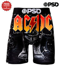 PSD Underwear's design 'AC/DC Hells Bells' boxer brief S M L XL