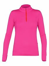 Roxy Fitness Keep Moving Pullover Long Sleeve Top Shirt Sz Medium