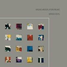 Brian Eno-More Music for Films  CD / Remastered Album NEW