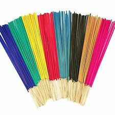 Extra Long Incense Joss Sticks Scents (Pack of 100) - 1 Hour+ Burning Time