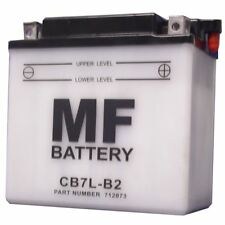 Battery (Conventional) for 1984 Yamaha SR 125 SE (Front & Rear Drum)