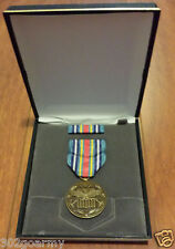 *NEW* GLOBAL WAR ON TERRORISM EXPEDITIONARY MEDAL w/ RIBBON + PRESENTATION CASE