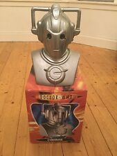 DOCTOR DR WHO CYBERMAN COOKIE JAR