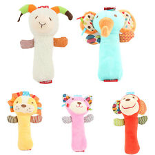 New Baby Hand Stick Toy Shock Rattle Rattle Infant Kid Children Hanging Bell Hot