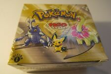 Pokemon Sealed Booster Box Neo Genesis 1st Edition Wizards Of The Coast (RARE!!)