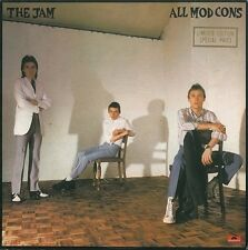 THE JAM All Mod Cons Vinyl Record LP Polydor POLD 5008 1978