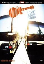 The Monkees Live Summer Tour DVD NEW SEALED Daydream Believer/Valleri/Interview+